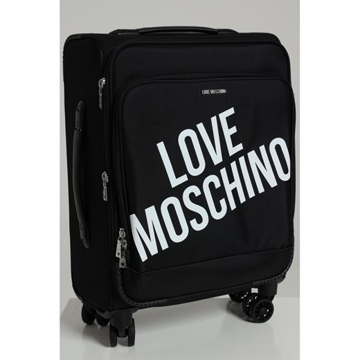 TRAVEL TROLLEY Love Moschino ONESIZE showroom.pl