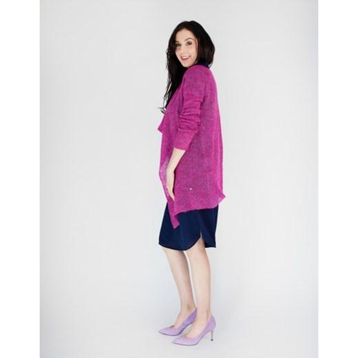 Lekki sweter mgła Rosa 4.0 You By Tokarska showroom Odzież Damska FU różowy USMA
