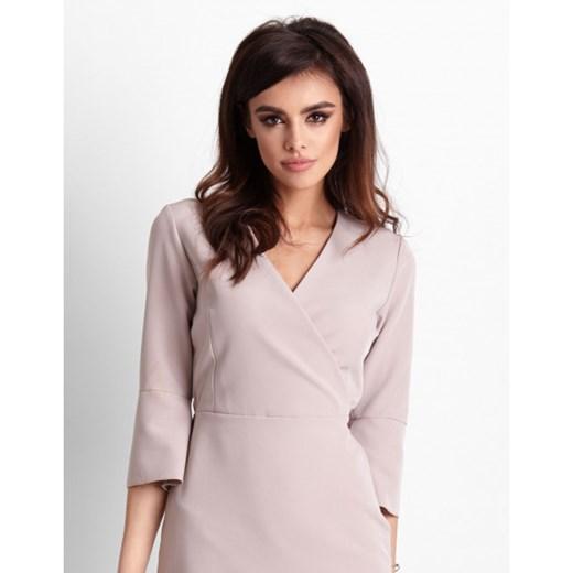 Sukienka Blanche Ivon showroom Odzież Damska ZY różowy QJDQ