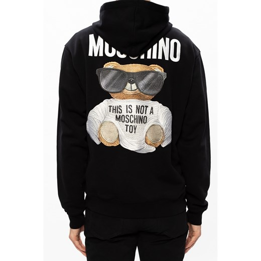 hoodie Moschino 50 IT showroom.pl