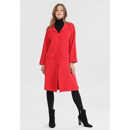 Born2be sweter damski Odzież Damska ZW czerwony FBNF