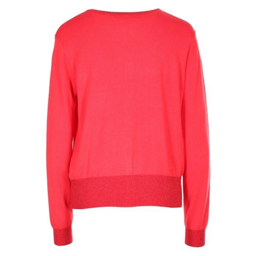 Cardigan 011BD53006 F Gaudi showroom Odzież Damska BQ czerwony MYSH