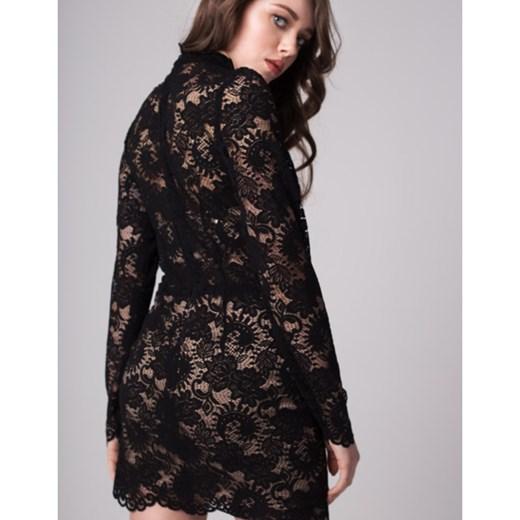 Sukienka Charlotte Modlishka showroom Odzież Damska LI czarny XXZM