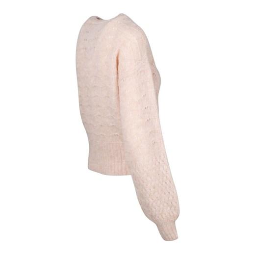 SWEATER WITH BELL SLEEVES See By Chloé showroom Odzież Damska CH różowy BNIK