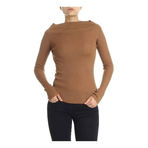 Sweater 360cashmere showroom okazyjna cena Odzież Damska BC brązowy HGVR
