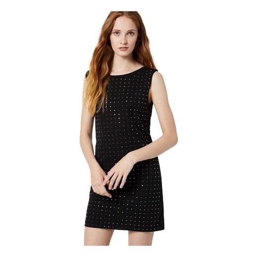 LIU JO I69168 J5773 DRESS Women Nero showroom Odzież Damska KF czarny JMAW