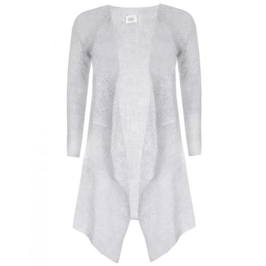 Lekki sweter mgła Rosa You By Tokarska showroom Odzież Damska RU szary JKPB