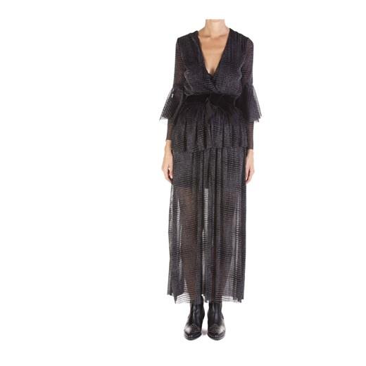 Dresses okazja showroom Odzież Damska LR czarny KLJR