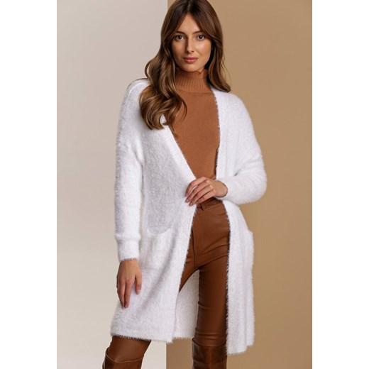 Sweter damski Renee Odzież Damska FX biały CXVR