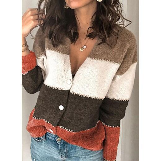 Sweter damski Odzież Damska YV FWGX