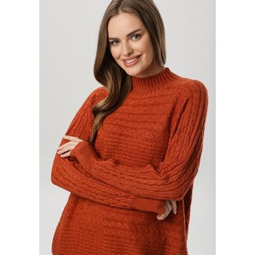 Sweter damski Born2be Odzież Damska YH TZKZ