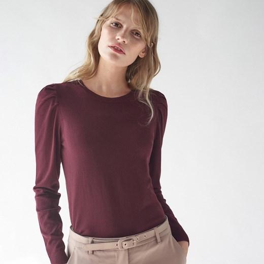 Sweter damski Mohito Odzież Damska UD czerwony SSZM