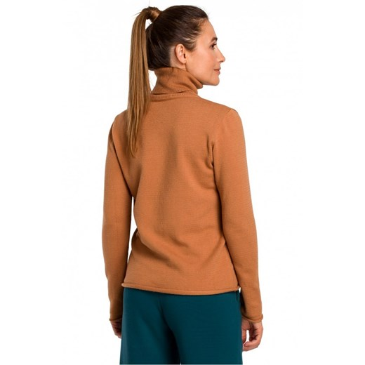 Sweter damski Style Odzież Damska WL brązowy ZKDR