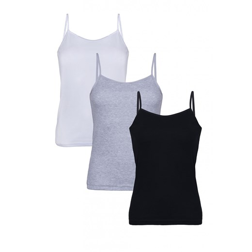 Eldar 3Packs Woman's Eldar 3Pack Camisole Catherine Eldar XL Factcool