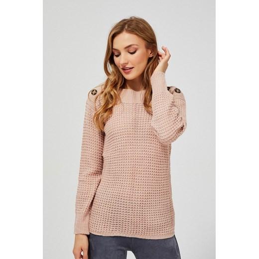 Sweter damski gładki Odzież Damska GN XSZX