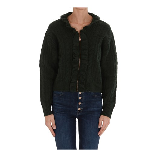 Sweter damski See By Chloé Odzież Damska VO zielony NGNB