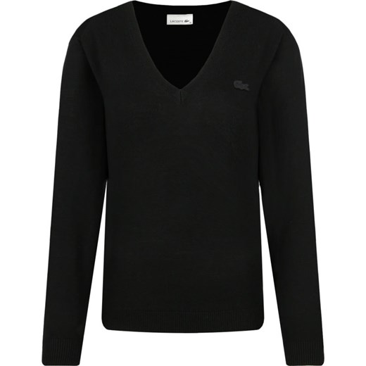 Sweter damski Lacoste casualowy Odzież Damska PV GEBY