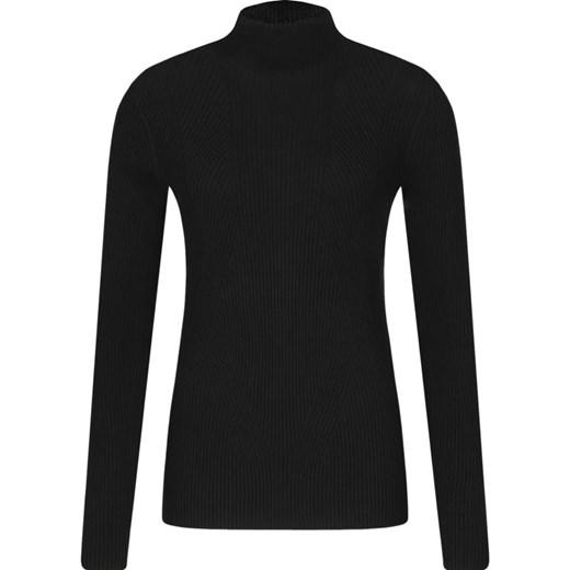 Sweter damski Joop! casualowy Odzież Damska DZ czarny SNWM
