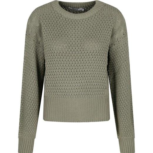 Sweter damski NA-KD z okrągłym dekoltem Odzież Damska TG RMHH