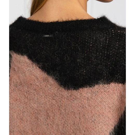 Sweter damski Liu Jo casual Odzież Damska JX wielokolorowy PFOP