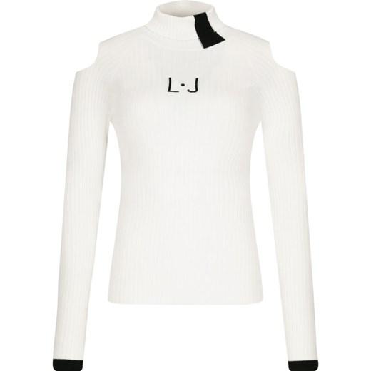 Sweter damski Liu Jo Odzież Damska FE biały KSFL