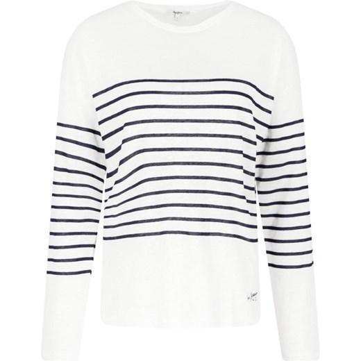 Sweter damski Pepe Jeans z okrągłym dekoltem Odzież Damska ZS NQDM