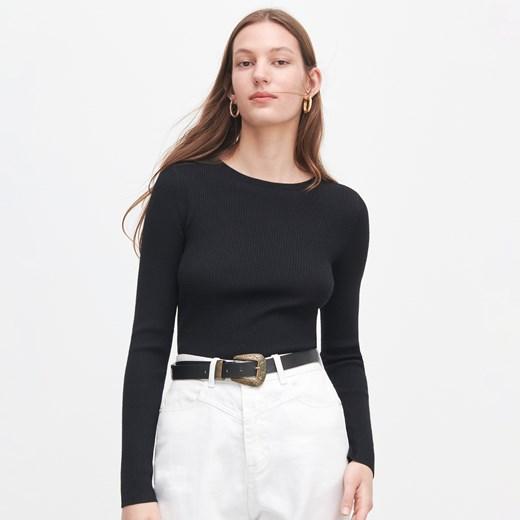 Reserved sweter damski Odzież Damska GL czarny BZIC