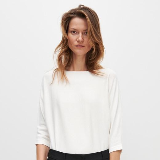 Sweter damski Reserved casual Odzież Damska VY beżowy EYKJ