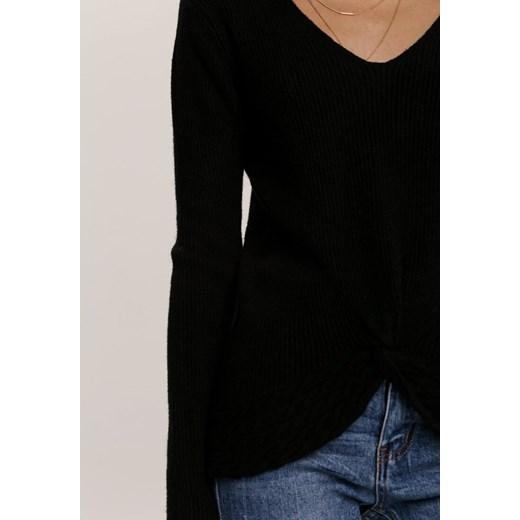 Czarny Sweter Adridan Renee odzież Odzież Damska TR czarny XBUK