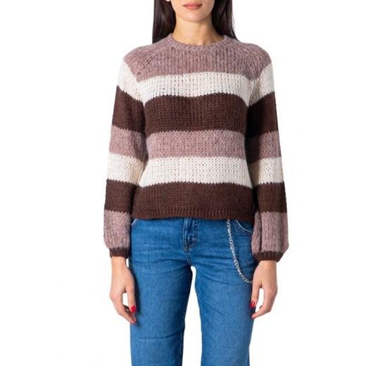 Sweter damski ONLY Odzież Damska UG wielokolorowy OIPV