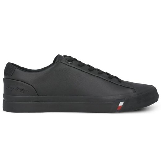 TOMMY HILFIGER DINO 19A CORPORATE LEATHER SNEAKER Tommy Hilfiger 43 wyprzedaż Symbiosis
