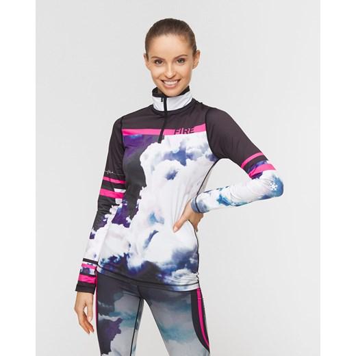 BOGNER sweter damski Odzież Damska UU wielokolorowy HMGA