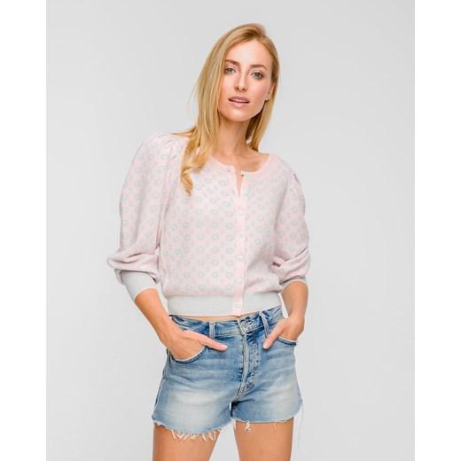 Sweter damski LoveShackFancy Odzież Damska LK różowy TSQU
