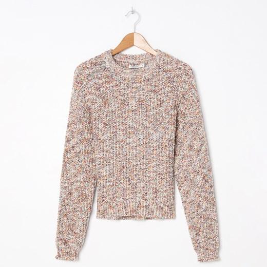 Sweter damski House z okrągłym dekoltem Odzież Damska OC TGZA