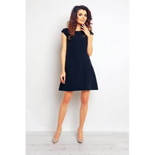 Infinite You Woman's Dress M074 Navy Blue Infinite You S Factcool
