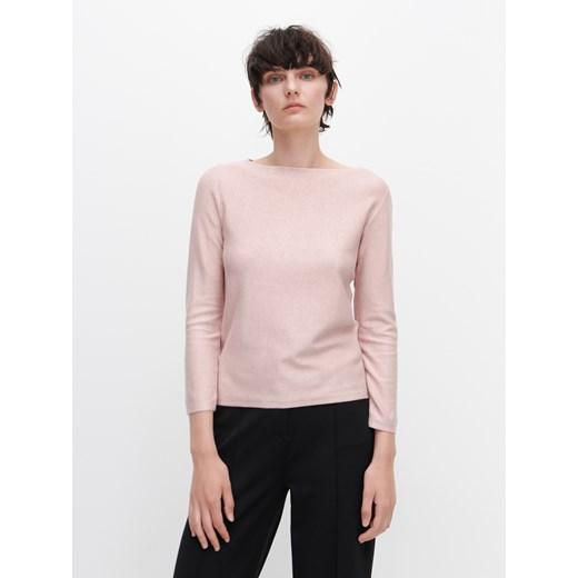 Sweter damski Reserved Odzież Damska TI różowy MJRS
