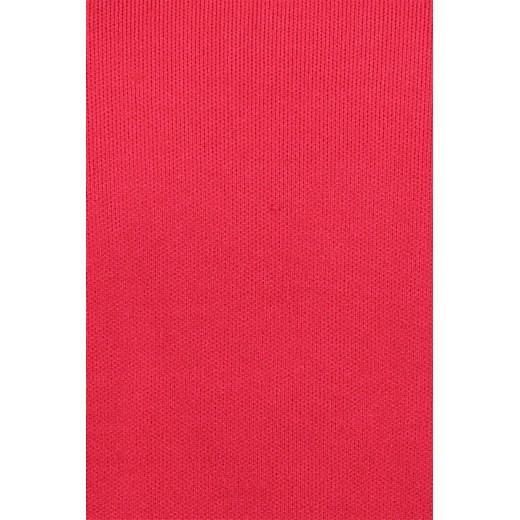 Sweter damski Lavard bez wzorów Odzież Damska GB czerwony FBJF