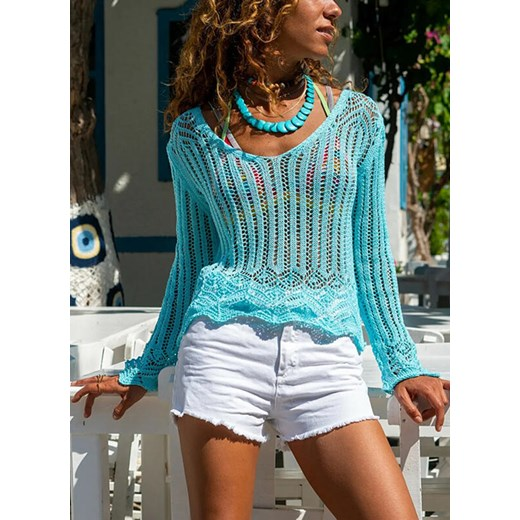 Sandbella sweter damski Odzież Damska DV TYJD