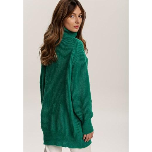 Zielony sweter damski Renee Odzież Damska HZ zielony DGDY