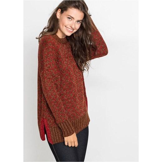 Sweter damski Bonprix Odzież Damska FX CUFU