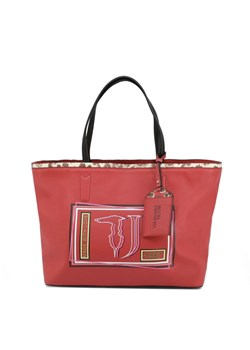 Shopper bag Trussardi na ramię