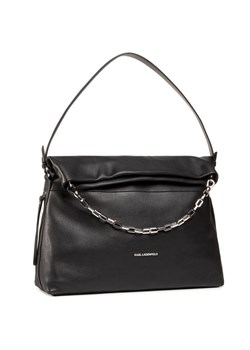 Shopper bag czarna Karl Lagerfeld