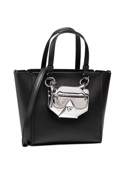 Shopper bag Karl Lagerfeld na ramię