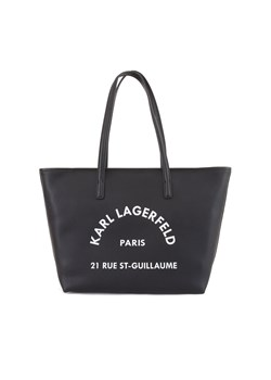Shopper bag Karl Lagerfeld czarna