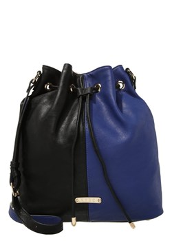LYDC London Torba na ramię black/blue/light pink