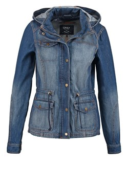 ONLY ONLERIN Kurtka jeansowa medium blue denim