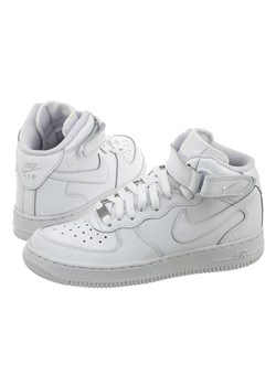 Buty Nike AIR Force 1 Mid (GS) 314195-113 (NI408-a)