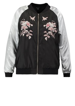 New Look Curves Kurtka Bomber black