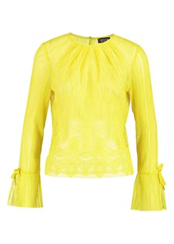 Topshop Bluzka yellow