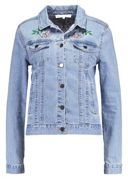 Endless Rose EMBROIDERED PENELIA Kurtka jeansowa denim combo